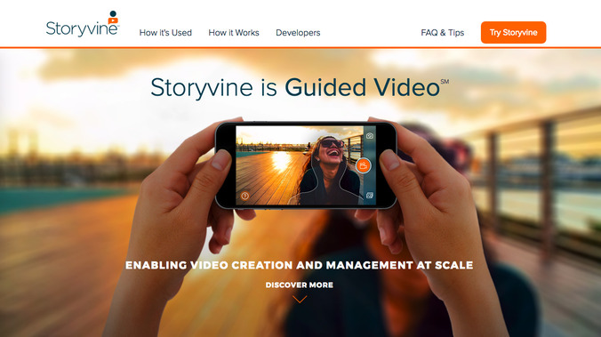 Storyvine Screenshot